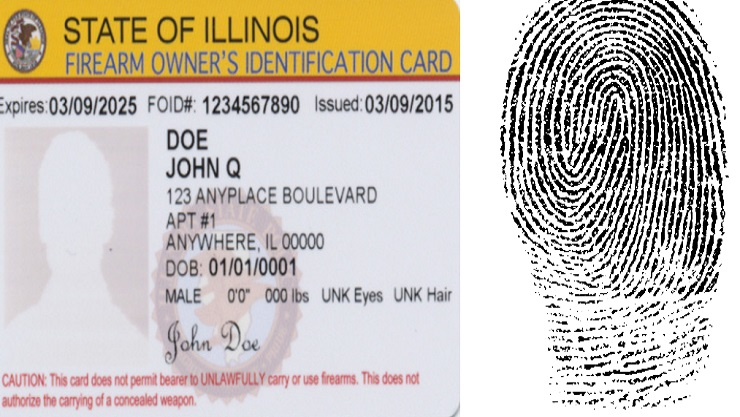 Bill requiring fingerprinting for FOID card heads to ...